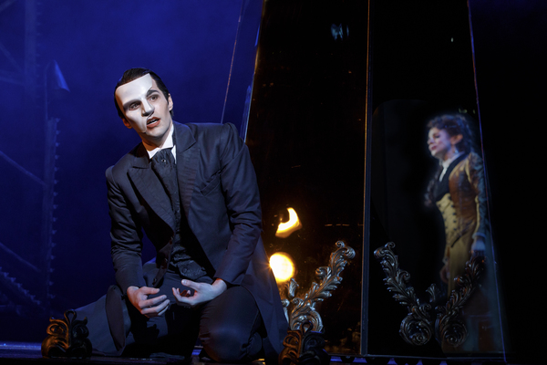 Photo Flash: Check Out All New Photos of Bronson Norris Murphy as The Phantom in LOVE NEVER DIES