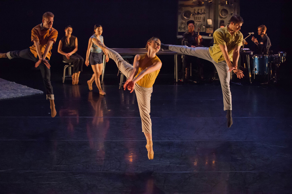 Photo Flash: Get A First Look at BalletX's SUMMER SERIES