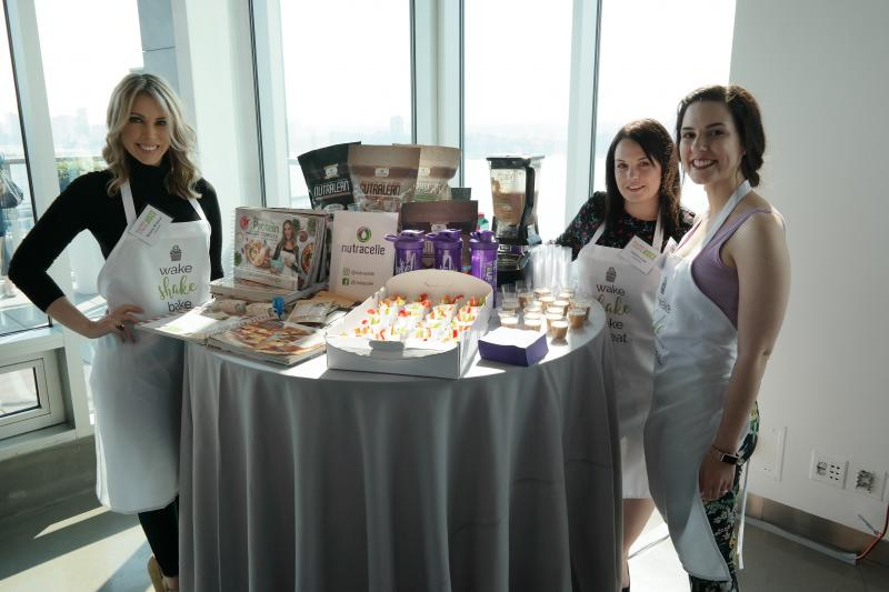 TASTEBUZZ in NYC for a Top Showcase of 16 Innovative Natural Products