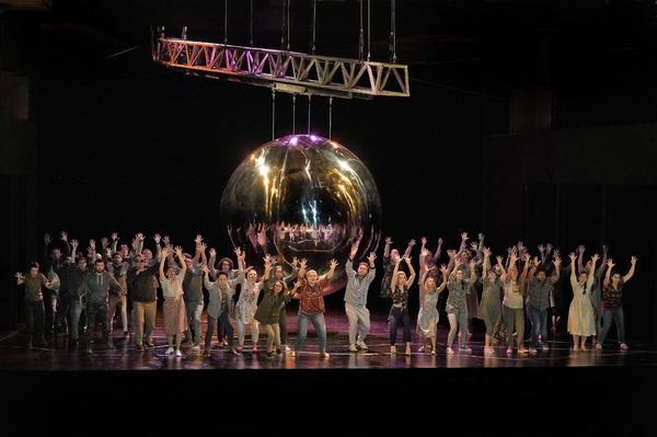 Photo Flash: DOCTOR ATOMIC Comes To Santa Fe Opera