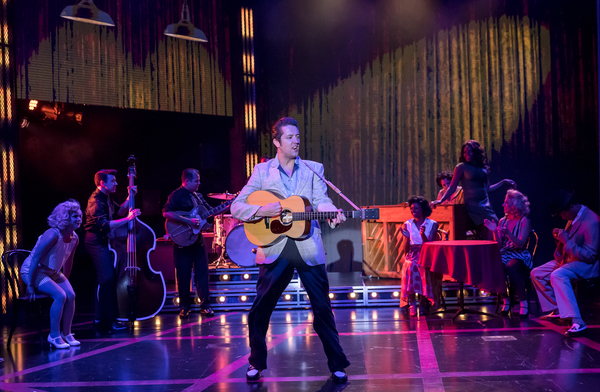 Photo Flash: First Look at HEARTBREAK HOTEL