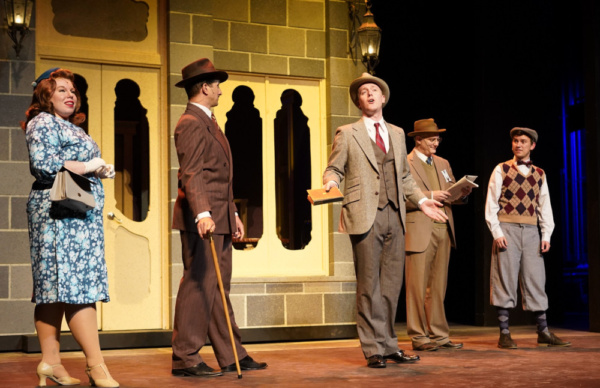 Photo Flash: First Look At SHE LOVES ME At The Croswell Opera House