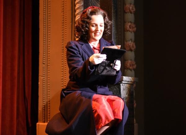 Leah Fox as Amalia Photo