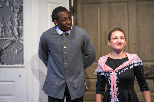 Photos: The Bostonian Society Presents the World Premiere of CATO AND DOLLY
