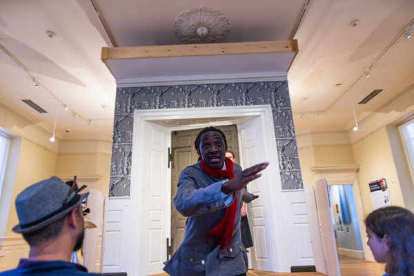 Photos: The Bostonian SocietyPresents the World Premiere ofCATO AND DOLLY