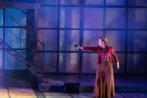 Photo Flash: The Game is Afoot at Peninsula Players With MISS HOLMES