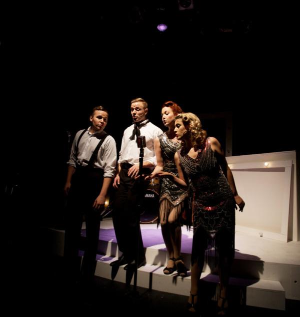Albert Linsdell, Ben Lancaster, Thea Butler, Rebecca LaChance Photo