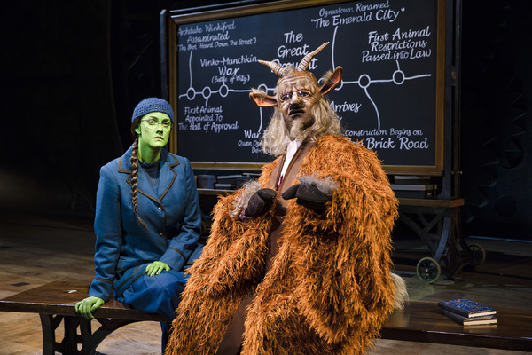 Photo Flash: First Look at WICKED's New Cast Members - David Witts, Chris Jarman, and Rosa O'Reilly