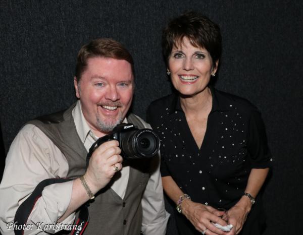 Kevin Alvey, Lucie Arnaz Photo
