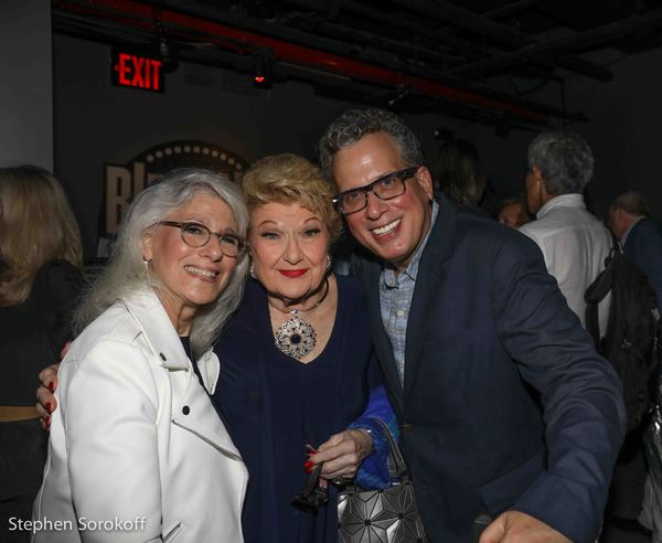 Jamie deRoy, Marilyn Maye, Billy Stritch