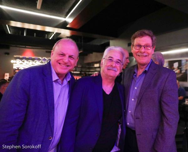 Douglas Denoff, Richard Winkler, Barry Kleinbort Photo