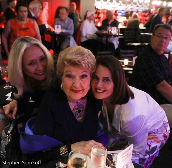 Eda Sorokoff, Marilyn Maye, Kari Strand