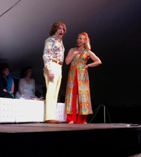 Photo Flash: Madison Lyric Stage's COMPANY to Open Tonight