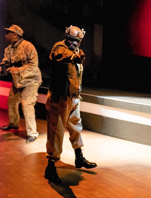 Photos: African-American Shakespeare Company Presents RICHARD III