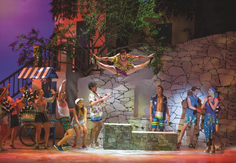 BWW Review: MAMMA MIA! Brings The Sunshine to Melbourne This Winter!