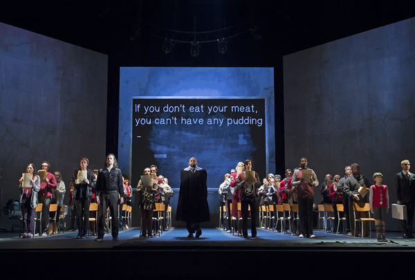 Photo Flash: Cincinnati Opera Presents ANOTHER BRICK IN THE WALL, A Pink Floyd Opera