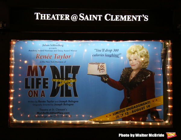 Photo Coverage: Backstage With Renee Taylor at MY LIFE ON A DIET