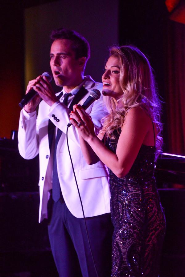 David Burnham and Nicole Kaplan Fenton