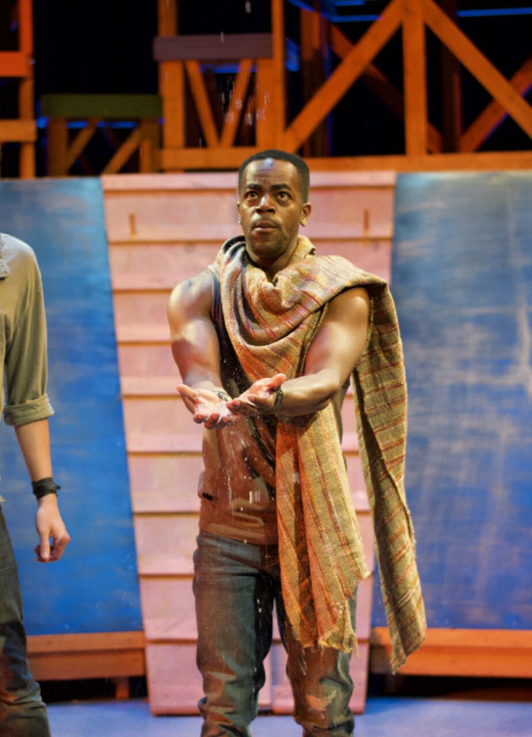 Photo Flash: First Look at Hope Summer Rep's GODSPELL, Opening Tonight