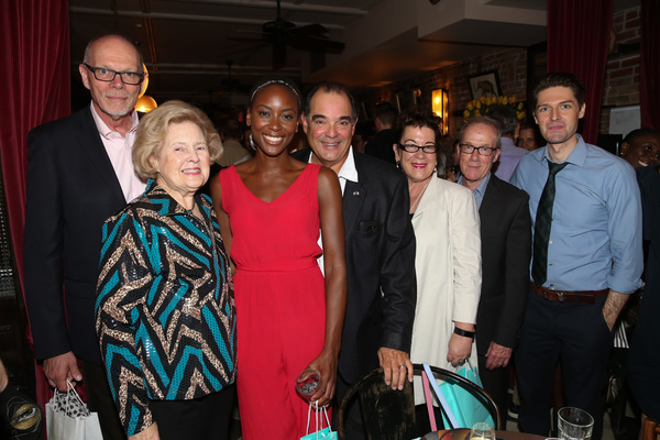 Photo Flash: THE ORIGINALIST Celebrates Opening Night at 59E59