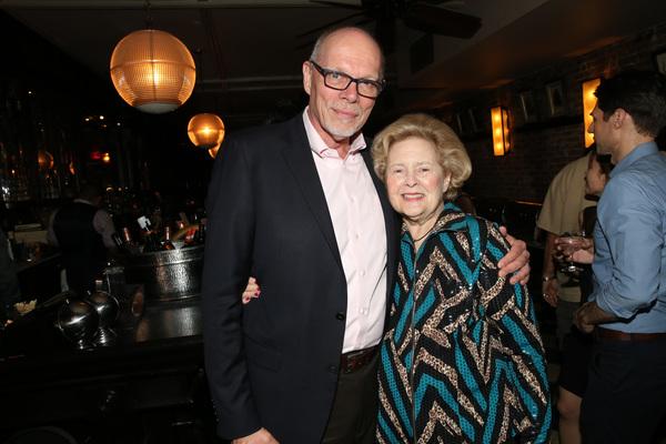 Edgar Dobie and Beth Newburger Schwartz