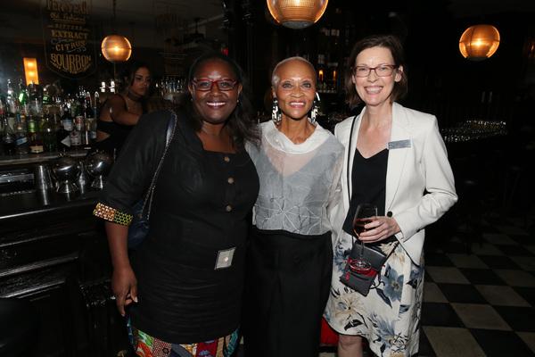 Photo Flash: THE ORIGINALIST Celebrates Opening Night at 59E59