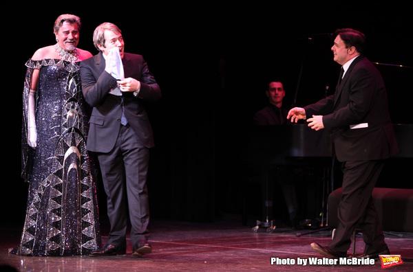 Gary Beach & Matthew Broderick & Nathan Lane Photo