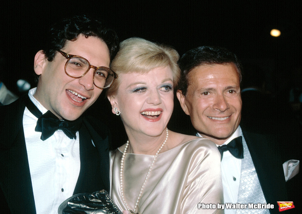 Harvey Fierstein , Angela Lansbury , Jerry Herman