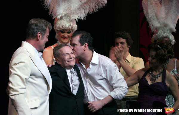 Kelsey Grammer, Jerry Herman,  Douglas Hodges, Christina Andreas