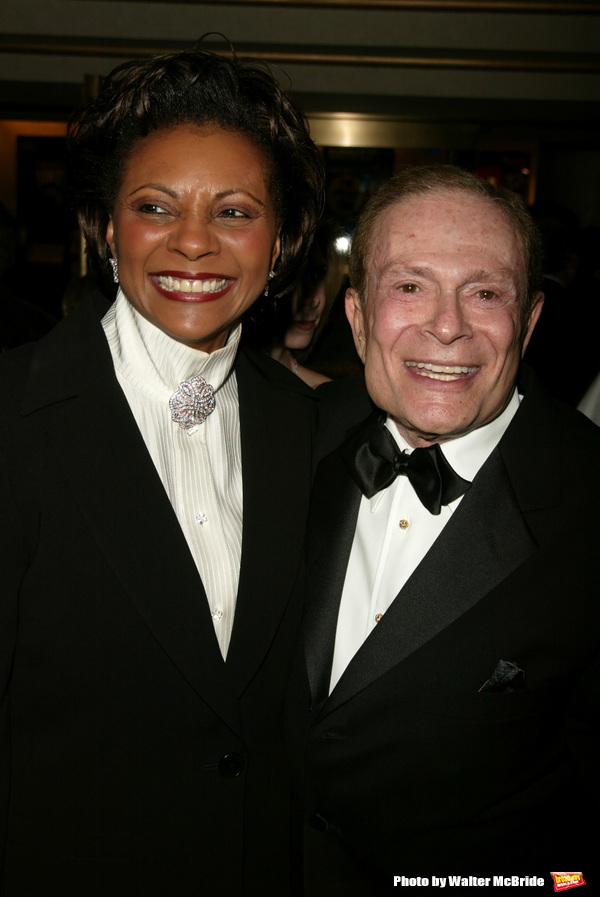 Leslie Uggams and Jerry Herman