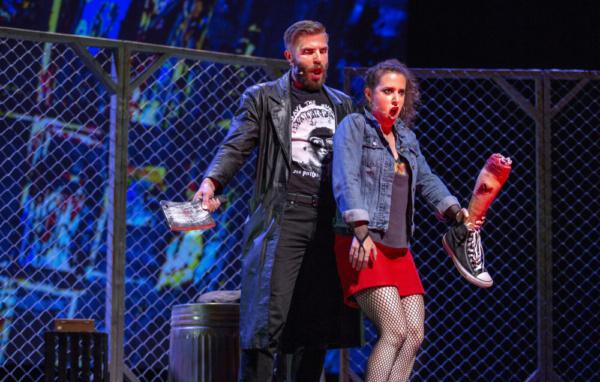 Photo Flash: SWEENEY TODD Slashes Into Hawaii Performing Arts Festival