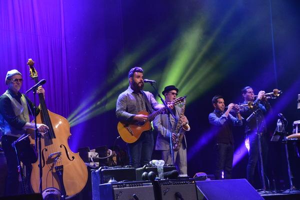 Ed Friedland, Michael Guerra, Max Abrams,  Julio Diaz and Lorenzo Molina Ruiz Photo