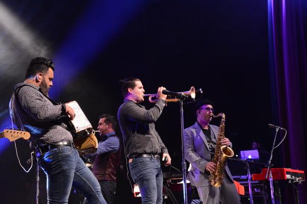 Michael Guerra, Julio Diaz, Lorenzo Molina Ruiz and Max Abrams