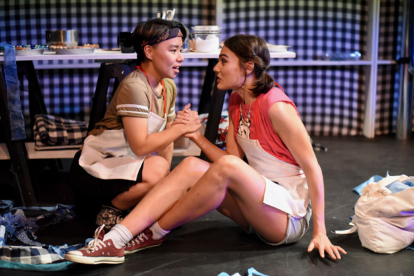 Photo Flash: Open For Business! PIE SHOP PLAY By Alice Pencavel Opens At The Paradise Factory
