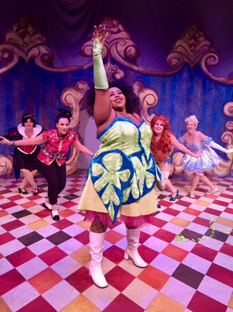 BWW Review: Fairy Tale Princesses Get Real in DISENCHANTED from Mamches