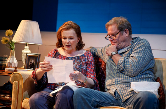 BWW Review:  Tracy Letts' MARY PAGE MARLOWE Offers Random Moments That Add Up To A Life
