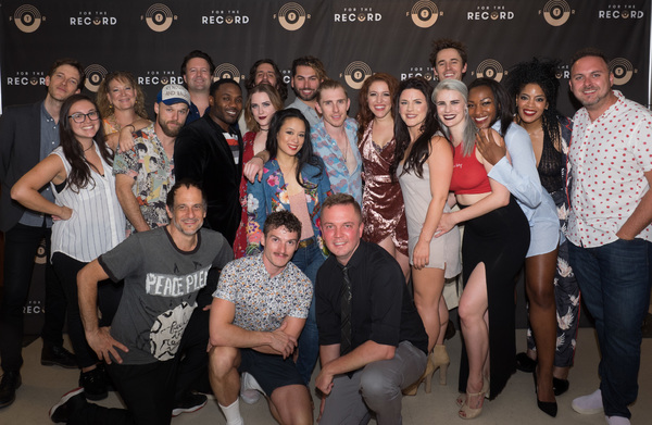 Photo Coverage: Evan Rachel Wood, Reeve Carney, Ty Taylor, Carrie Manolakos And More In FOR THE RECORD: TARANTINO At The Wallis Annenberg