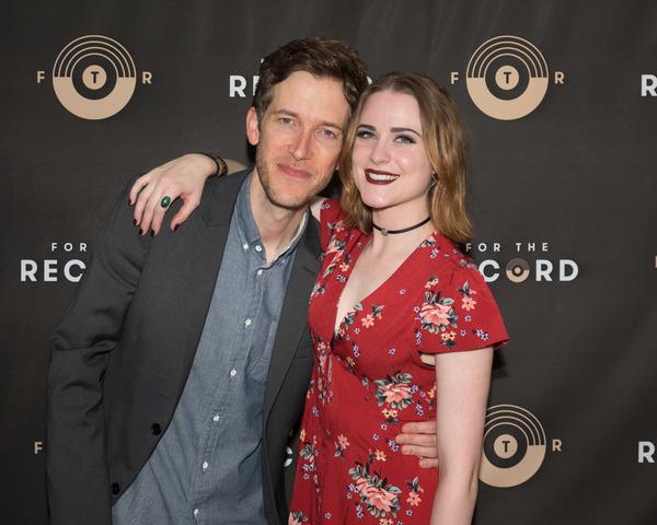 Anderson Davis and Evan Rachel Wood