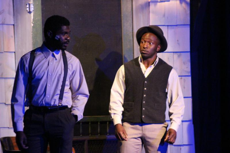 BWW Review: THE COLOR PURPLE at Connecticut Theatre Company