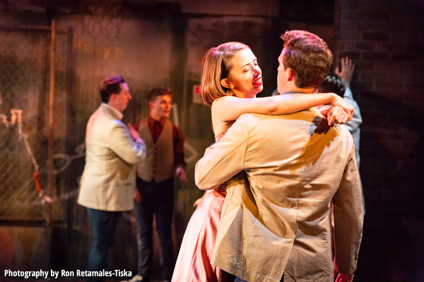 Photo Flash: First Look at SummerStage at Leonia's WEST SIDE STORY