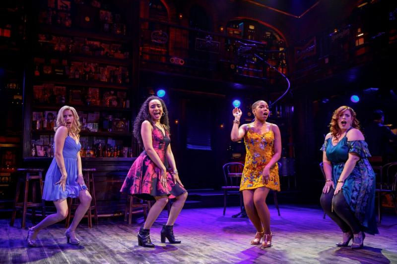 BWW Review: Joshua Bergasse Creates a Sensational New Style For the Leiber and Stoller Smash SMOKEY JOE'S CAFE