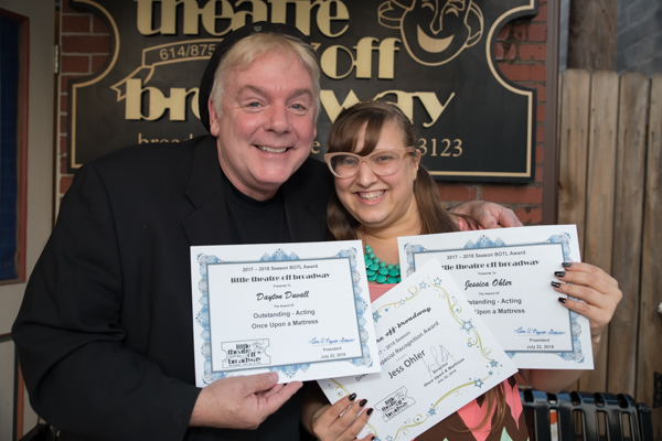 Photo Coverage: Inside Little Theatre Off Broadway's BOTL Awards
