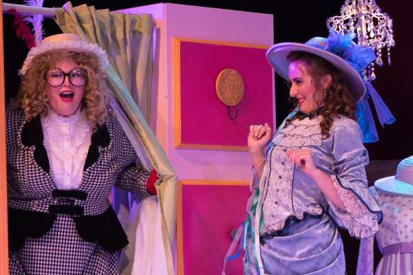 Photo Coverage: First look at Ohio University Lancaster Community Theatre's HELLO, DOLLY!