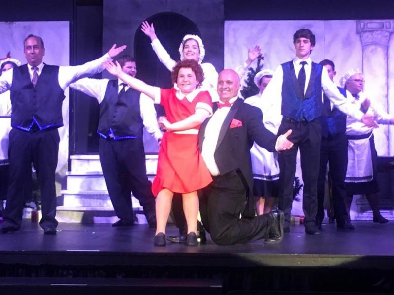 BWW Review: ANNIE at Moorestown Theater Company