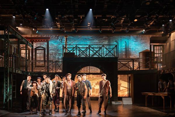 Photo Flash: The John W. Engeman Theater Presents NEWSIES
