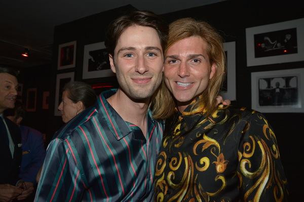 Daniel Rowan and Eric Gabbard
