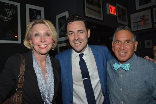 Julie Halston, Max Von Essen  and Robert Horn
