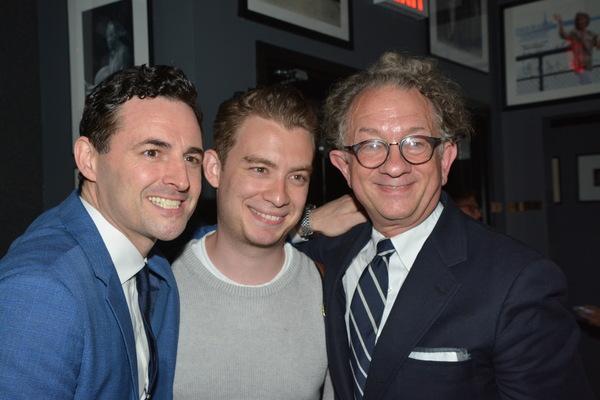 Max Von Essen, Tony Marion and William Ivey Long