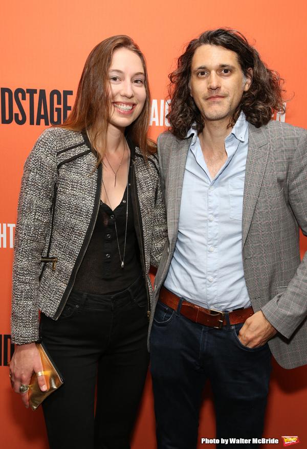 Mona Pirnot and Lucas Hnath Photo