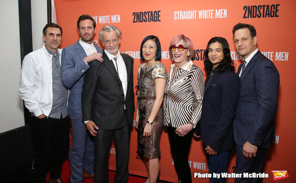 Paul Schneider, Armie Hammer, Stephen Payne, Young Jean Lee, Kate Bornstein, Ty Defoe and Josh Charles